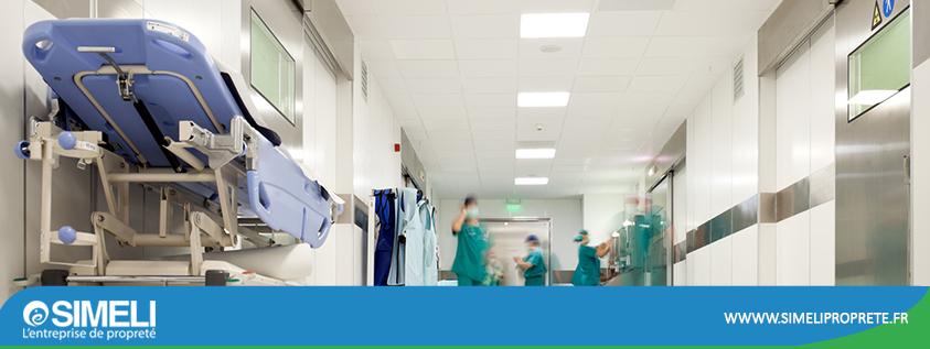 Article sur Nettoyage hospitalier