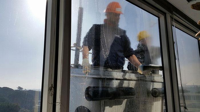 Laveurs de vitre professionnels SIMELI